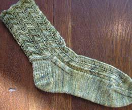 celebrate spring socks