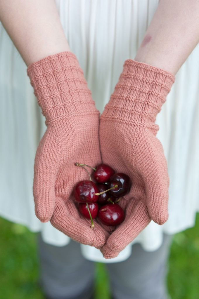Textured Rib Gloves