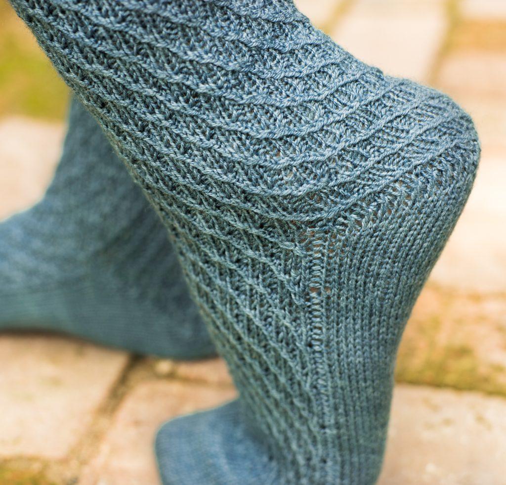 Topsy Turvey Sock