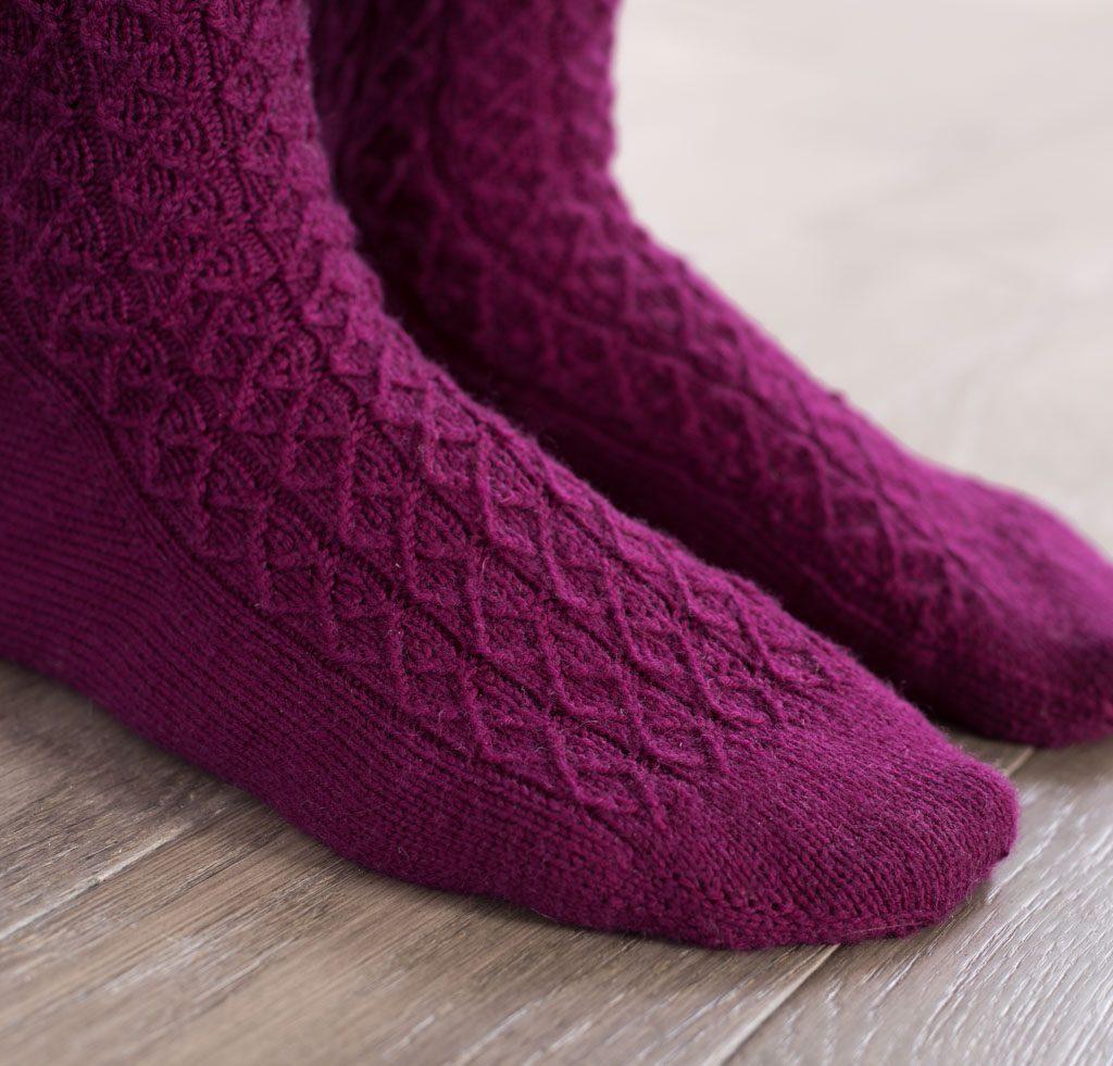 Turvey Topsy Sock