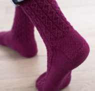 turvey topsy socks