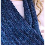 Blue Lobstah' Cowl