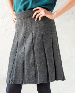 Putting On The Worsted Pleats