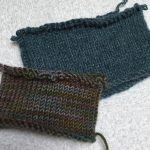 Swatching for Skirts