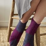 Square Socks by Nicola Susen