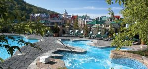 Mont Tremblant Hotel Pool