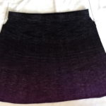 Profile of a Gradient Skirt
