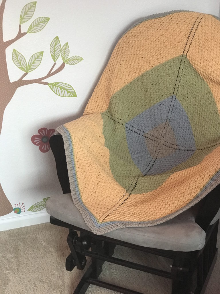 Walker Baby Blanket