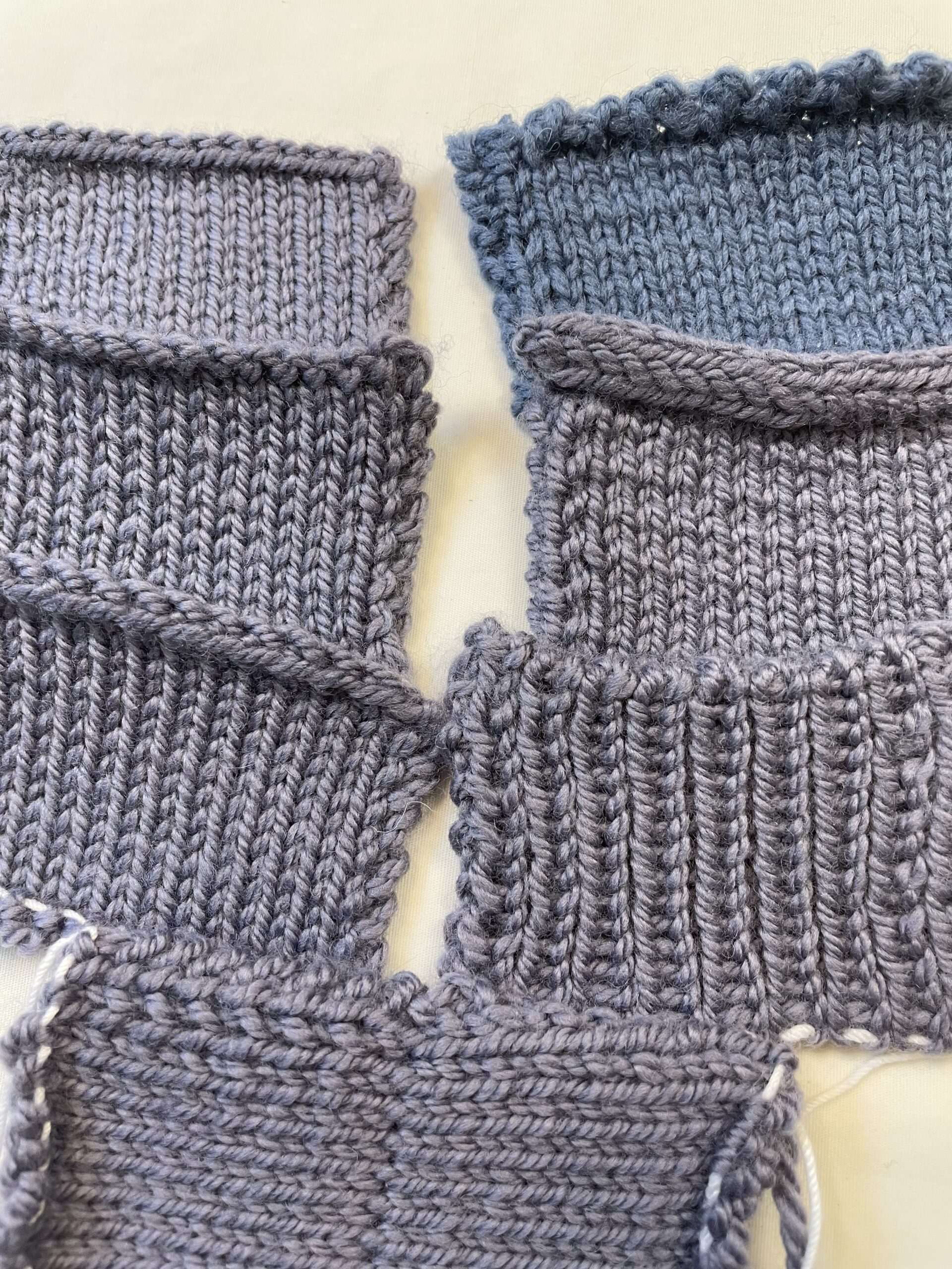 Bind off Techniques
