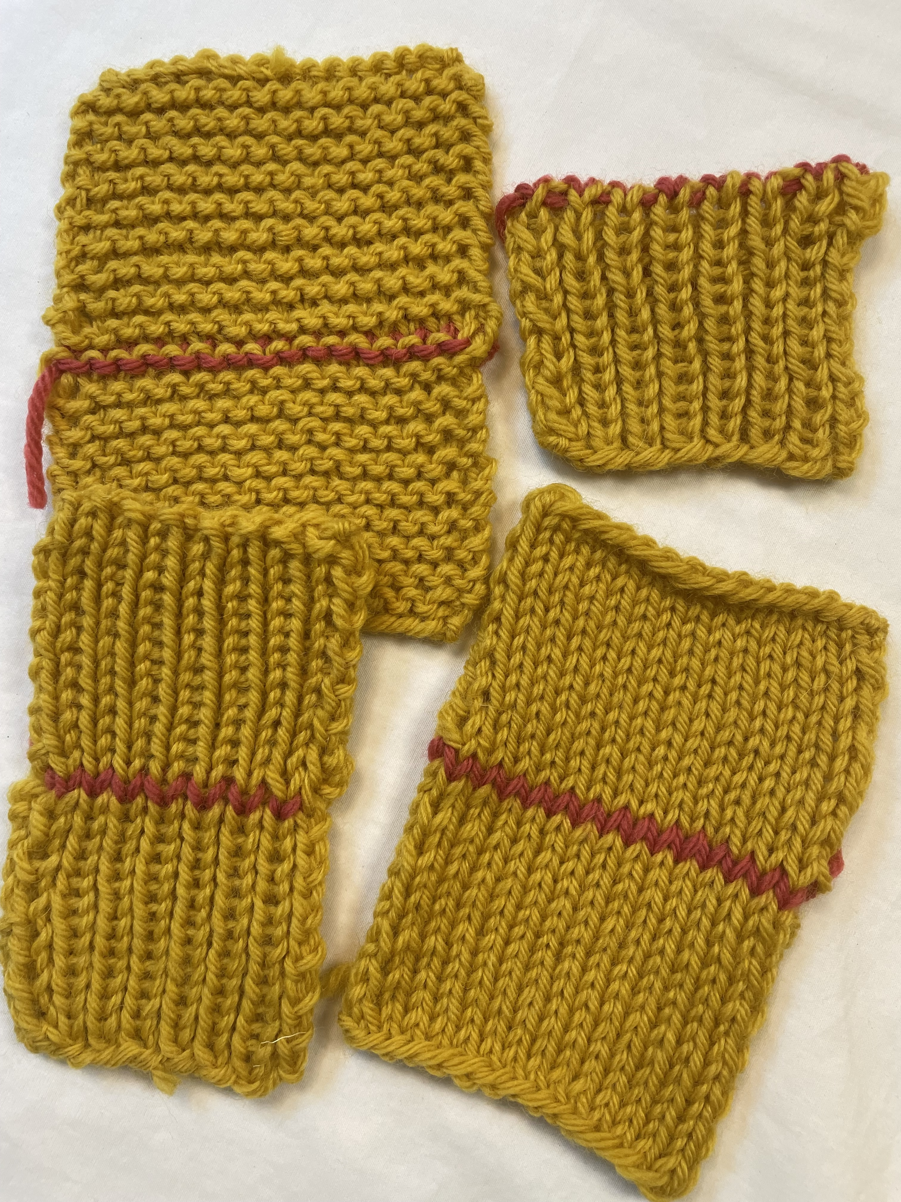 Conquering Many Forms of Kitchener Stitch