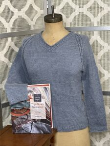 Make it Your Own: Top-Down Raglan Sweater