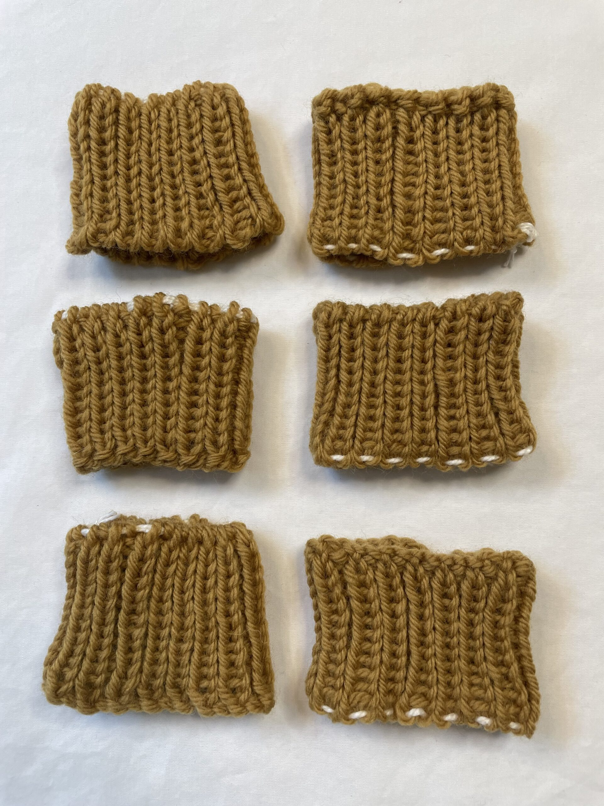 Flexible Cast-Ons and Bind-Offs