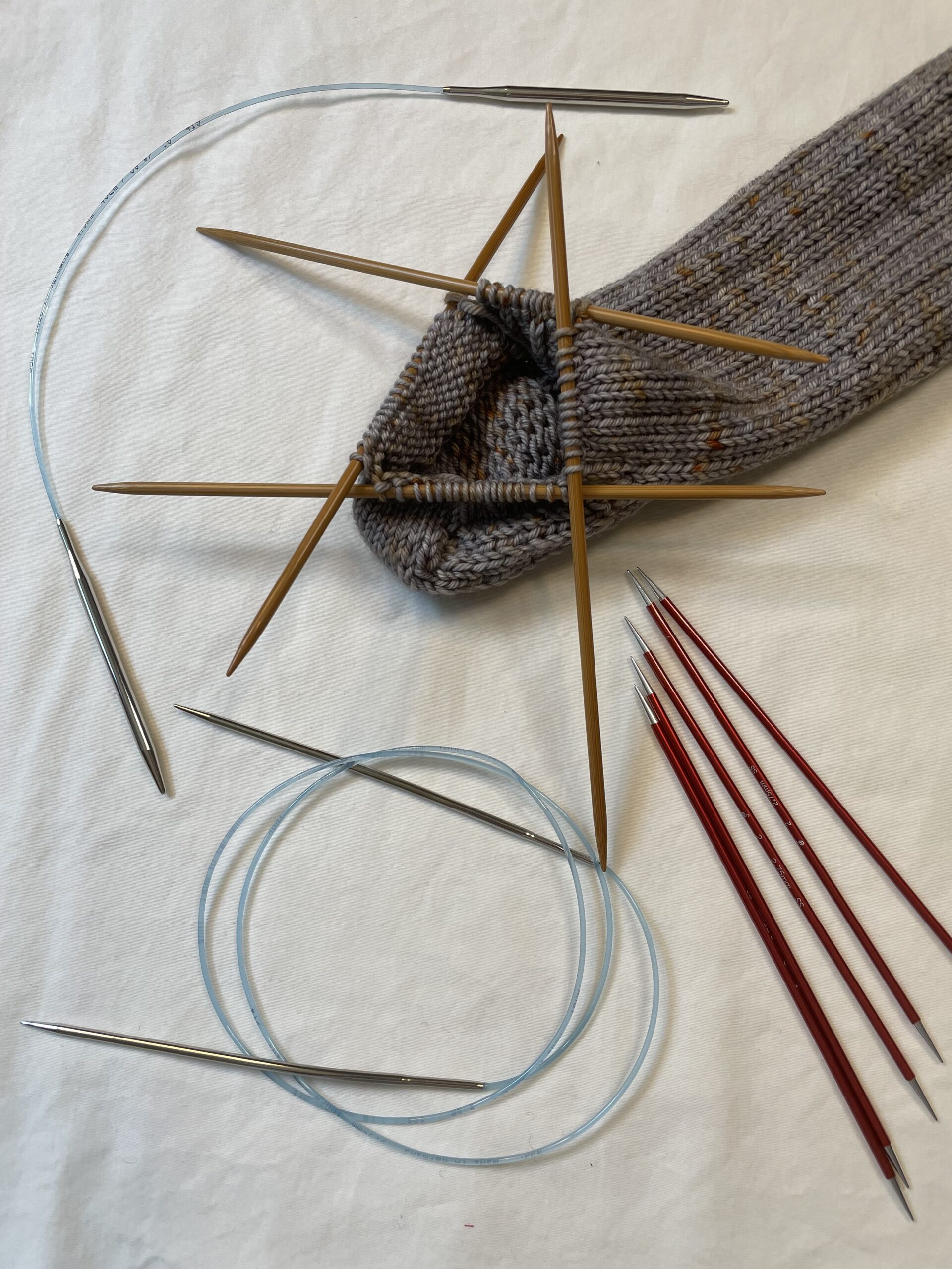 Intro to Knitting in Rounds
