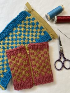 Knitting Steeks and Inserting Zippers