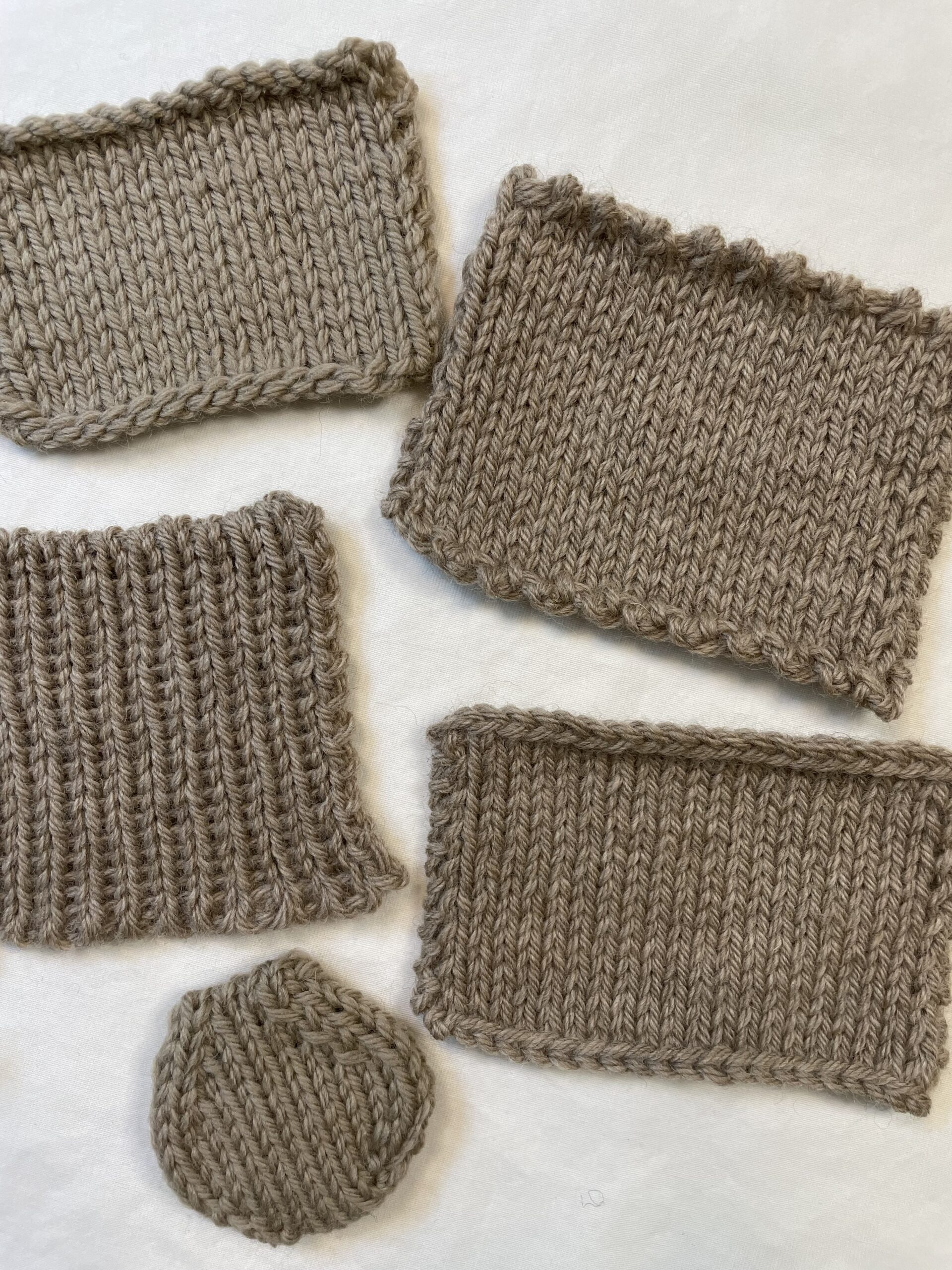 Matching Cast-Ons and Bind-Offs