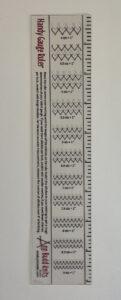 handy gauge ruler